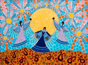 Leah Dorion - Spirit Dancers