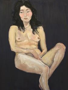 Rodolfo Villaplana SIBERIAN,  Oil on Canvas,  122x91 cm,