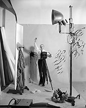 Cecil Beaton self-portrait, 1951 (Cecil Beaton) ©The Cecil Beaton Studio Archive at Sotheby's