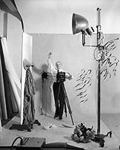 Cecil Beaton self-portrait, 1951 (Cecil Beaton) ©The Cecil Beaton Studio Archive at Sotheby's