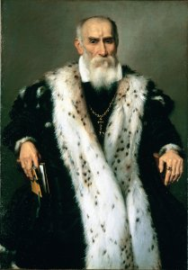Giovanni Battista Moroni Gian Girolamo Albani, c.1570 Oil on canvas, 107 x 75 cm Private Collection Photo: Private collection