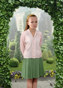 Ruud Van Empel, Identity Number I. © the artist, courtesy of Beetles+Huxley and Osborne Samuel