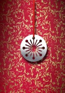 """""""Snowflake""""  by award-winning British silversmith Shona Marsh ©Richard Valencia  www.shonamarsh.com"""