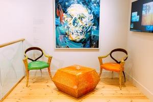 From EGO to ID, installation view, 2014. Courtesy of Gallery Elena Shchukina. Photo: Vika Anisko
