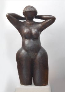 Aphrodite 2008,  Bronze Edition of 3 141 x 79 x 55 cm  Image courtesy of Pangolin London and the artist's estate