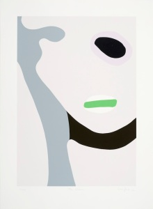 Gary Hume 'The Cleric', 2000 ©