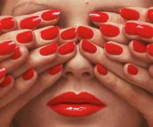 Guy Bourdin  Vogue Paris, May 1970  © Guy Bourdin