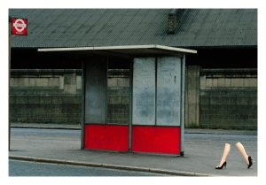 Guy Bourdin  Charles Jourdan, 1979 © Guy Bourdin Estate. Courtesy Michael Hoppen Gallery