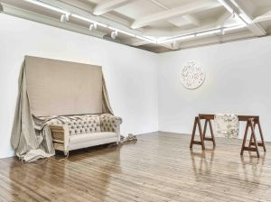 Analia Saban, 'Interiors', installation view, Sprüth Magers London, February 27 - March 28, 2015 Photo: Stephen White