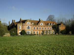 A View of West Horsley Place