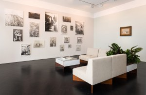 Installation view of Galerie de l'Epoque, Stephen Friedman Gallery, London (2015).  Photography Mark Blower.