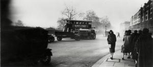"Jacques Henri Lartigue ""Bibi à Londres, Octobre"" 1926 Courtesy of The Photographers' Gallery"