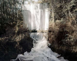 "Noemie Goudal ""Cascade"" 2009 Courtesy of Edel Assanti"