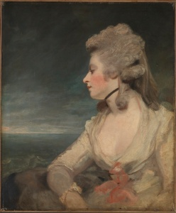 Joshua Reynolds,  Mrs Mary Robinson, 1783-4,  © The Wallace Collection,  Photo: The National Gallery, London