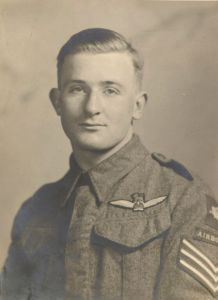 Laurence 'Laurie' Weeden, Pilot with the Glider Pilot Regiment