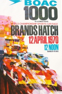 Brands Hatch 1000K 1970