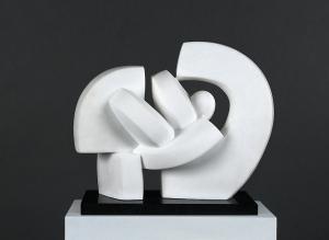 VARI SOPHIA,  Le Retour, 2011, Marble, 35 x 16 x 28 cm ContiniArtUK