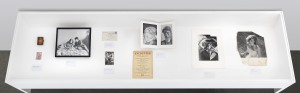 Girl ­- Lucian Freud installation view,  photography by Mike Bruce / The Lucian Freud Archive / Bridgeman Images