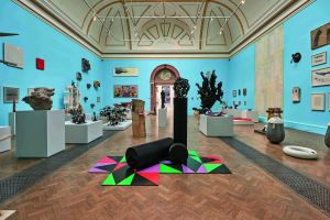 View of the Lecture Room Photography: John Bodkin, DawkinsColour (c) Royal Academy of Arts