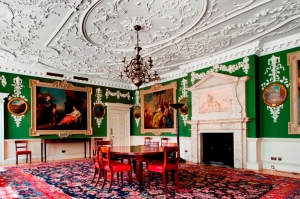 The Foundling Hospital Court Room  ©The Foundling Museum