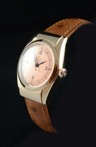 A beautiful and very rare example of mid-1930s gentleman's vintage Rolex, from Anthony Green Antiques