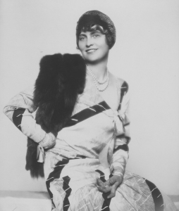 Marjorie Merriweather Post in 1928