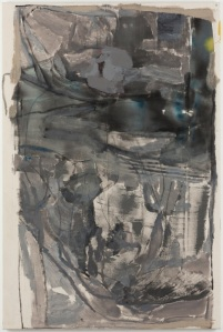 Varda Caivano Untitled, 2014-2015 Acrylic and charcoal on canvas 105 x 70 cm 41 3/8 x 27 1/2 in