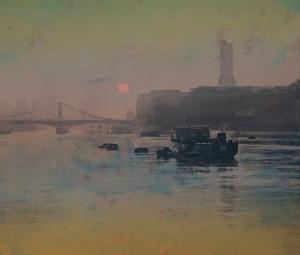 Habasco, Herme Bellido, Thames Dawn