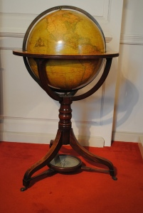 A Regency Celestrial Globe by Cary,London, 1820. Hansord