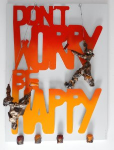 Linda Blackstone Gallery, Bernard Saint-Maxent, Don't Worry!