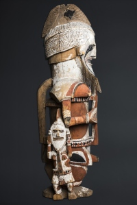 Ulli figure New Ireland in Papua New Guinea Courtesy of Alain de Monbrison, PAD London 2015