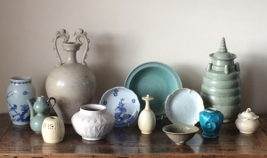 A Selection of Pieces From The Nicolas Thompson Collection For Sale Online. R & G McPHERSON ANTIQUES www.orientalceramics.com