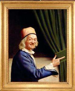 Jean-Etienne Liotard, Self-portrait Laughing, c. 1770 Oil on canvas, 84 x 74 cm Musee d'art et d'histoire, Geneva, inv. 1893-9 Photo Musee d'art et d'histoire, Geneva. Photography: Bettina Jacot-Descombes