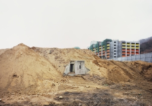 Onejoon Che, Eunpyeong-gu newtown#1, Gupabal, 2007. C-Print, 152x102cm. Courtesy the Artist.