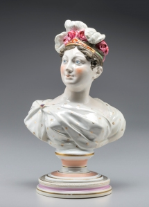 John and Richard Riley Bust of Charlotte Augusta, Princess of Wales, 1819