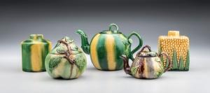 Tea Wares, circa 1760-1770