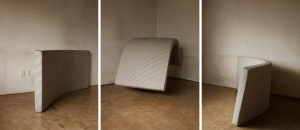 Heeseung Chung, Curves (Triptych), 2010. C-Print, Triptych, each panel 180x135cm. Courtesy the Artist.