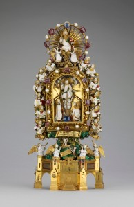 Holy Thorn Reliquary of Jean, duc de Berry, Paris, France, before AD 1397 © The Trustees of the British Museum