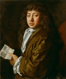 John Hayls, 1666 Samuel Pepys, (c) National Portrait Gallery, London