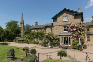 The Old Vicarage, Edensor (c) Sotheby's