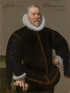 Frans Pourbus the Younger (1569 – 1622) An Unknown Man, aged fifty-six