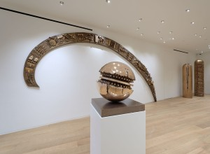 Tornabuoni Art, Arnaldo Pomodoro, Photography: Prudence Cuming, Courtesy Tornabuoni Art London