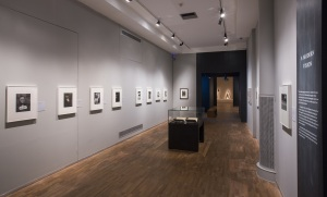 Installation view of Paul Strand at the V&A, 19 March - 3 July 2016 (c) Victoria and Albert Museum, London