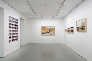 Mouna Karray, Installation View Copyright the artist, Courtesy Tyburn Gallery
