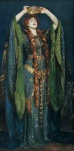 John Singer Sargent, Ellen Terry as Lady Macbeth © Tate, London 2015