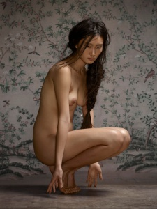 Hamiltons Gallery Female Nude Nude No. 04, 2015 (c) Erwin Olaf
