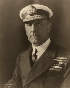 Admiral Sir John Jellicoe (1859-1936) © National Maritime Museum, London