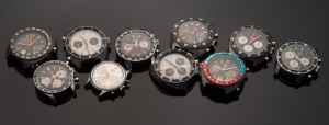 Ben Wright A group of rare vintage Heuers from 1965-1975 Courtesy Ben Wright
