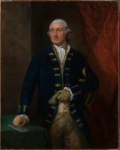 Lowell Libson Thomas Gainsborough Read Admiral Thomas Graves 1788 Courtesy Lowell Libson