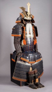 Peter Petrou A Fine Japanese Daimyo Suit of Armour Mid Edo Period Circa 1750 Courtesy Peter Petrou